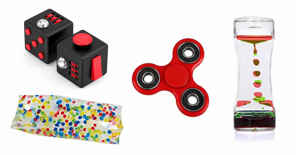 fight the fidget – fidget toys and fidget gadgets