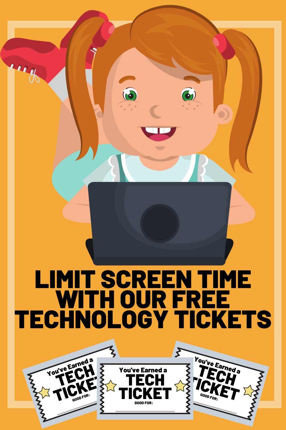 technology tickets screen time