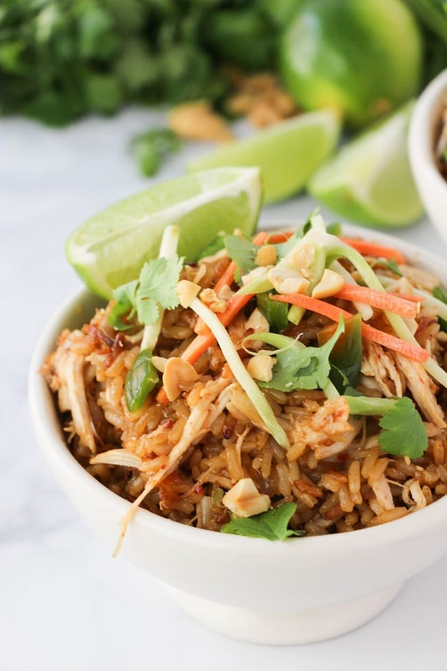 instant pot thai chicken breast