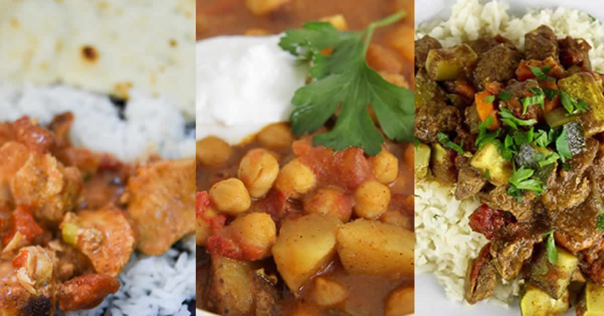 Instant Pot Indian Recipes - Make These Fast Pressure