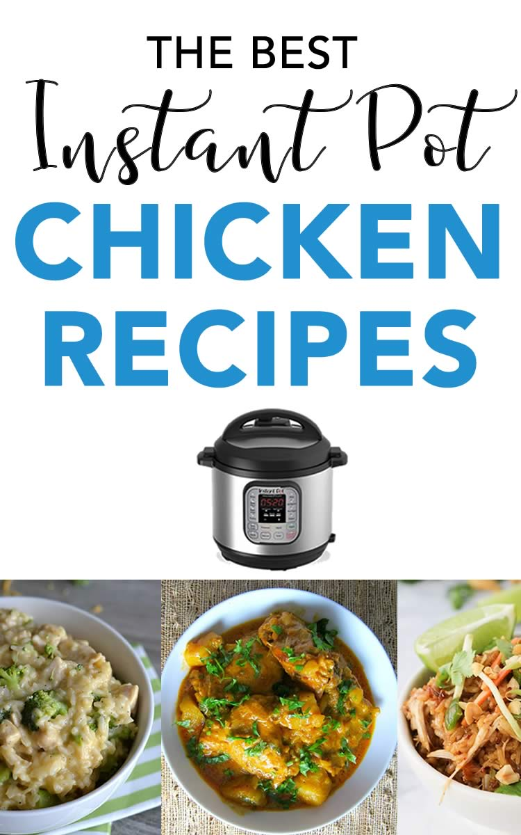 Best Chicken Breast Instant Pot Recipes