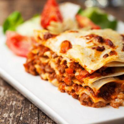 Italian Instant Pot Lasagna Recipe