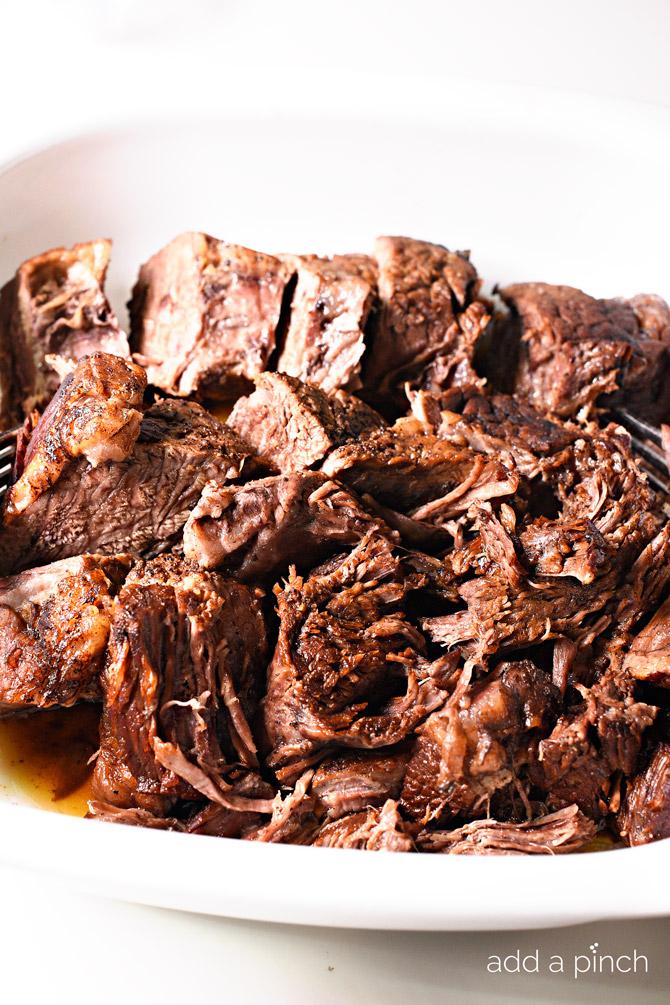 Pressure Cooker Recipes - Balsamic Roast Beef Recipe