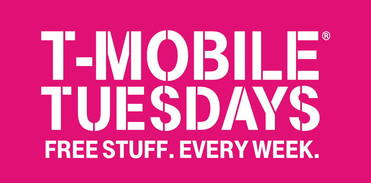 T-Mobile Tuesdays App
