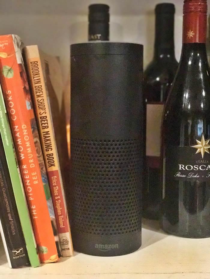 Voice Shopping with Amazon Alexa