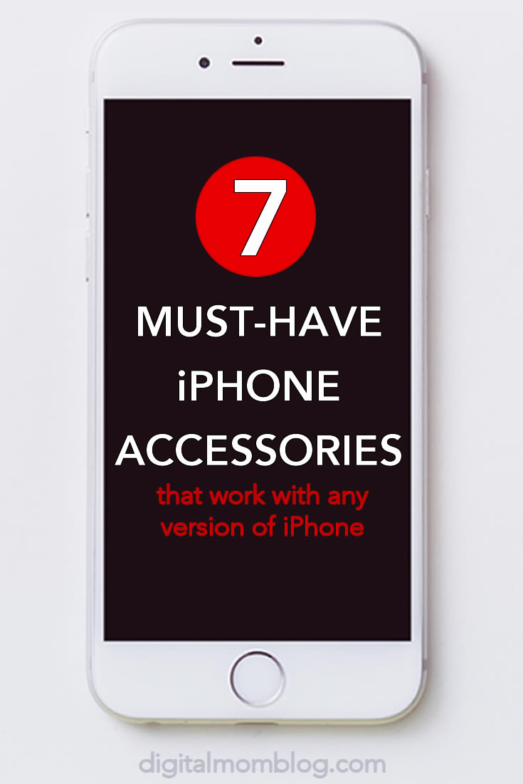 best iphone accessories and must haves