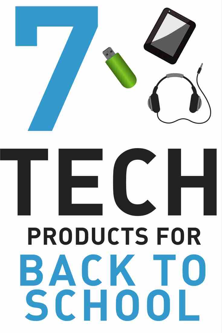 Back to School Technology Must Haves