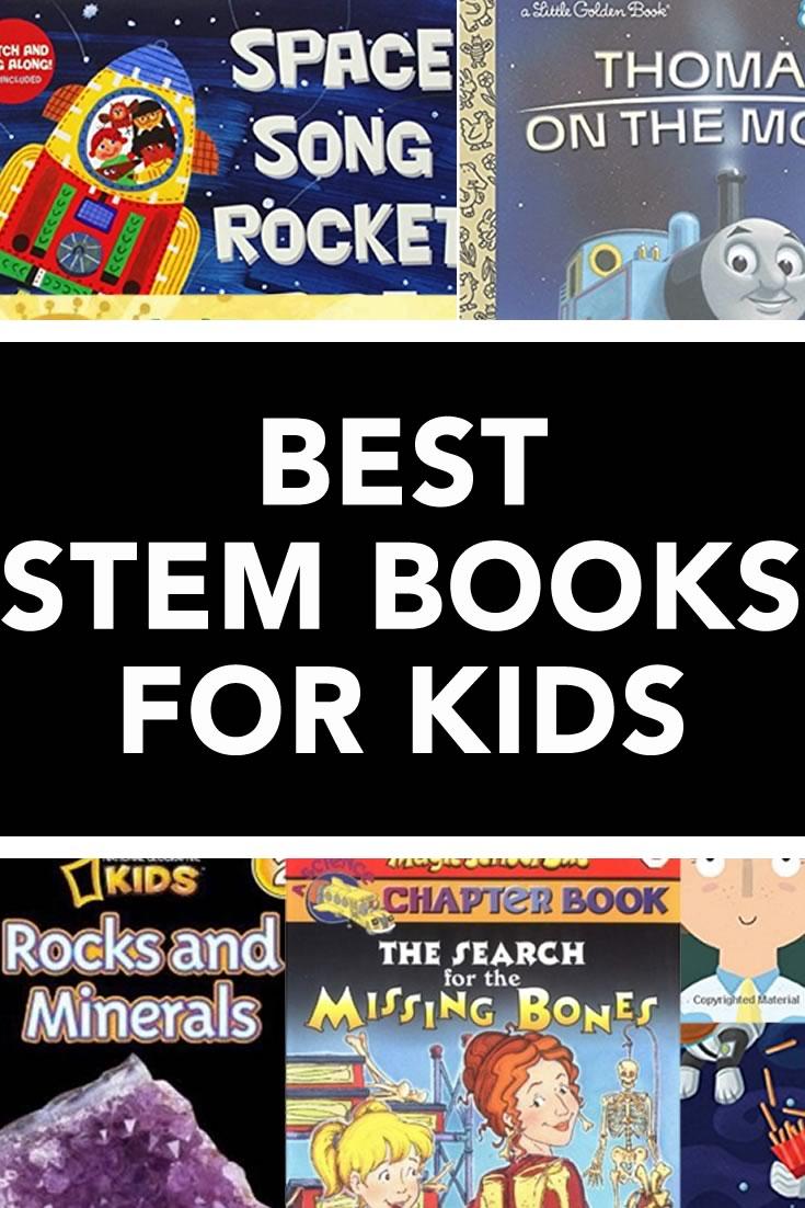 Best STEM Books for Kids
