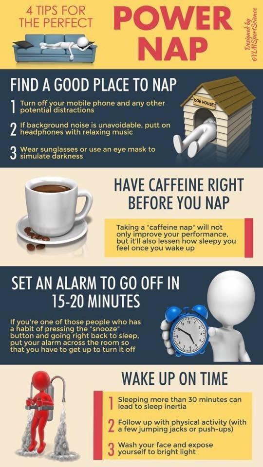 Nap Infographics