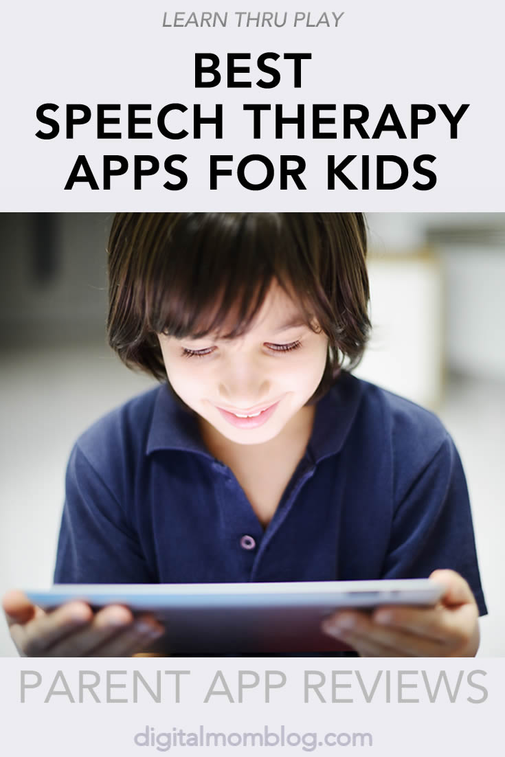 speech therapy apps