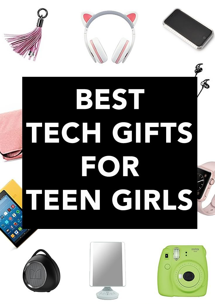 Tech Gifts for Teen Girls