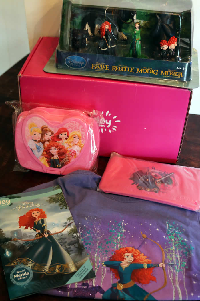 Disney Princess Subscription Box by Pley