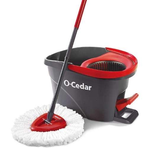 microfiber spin mop