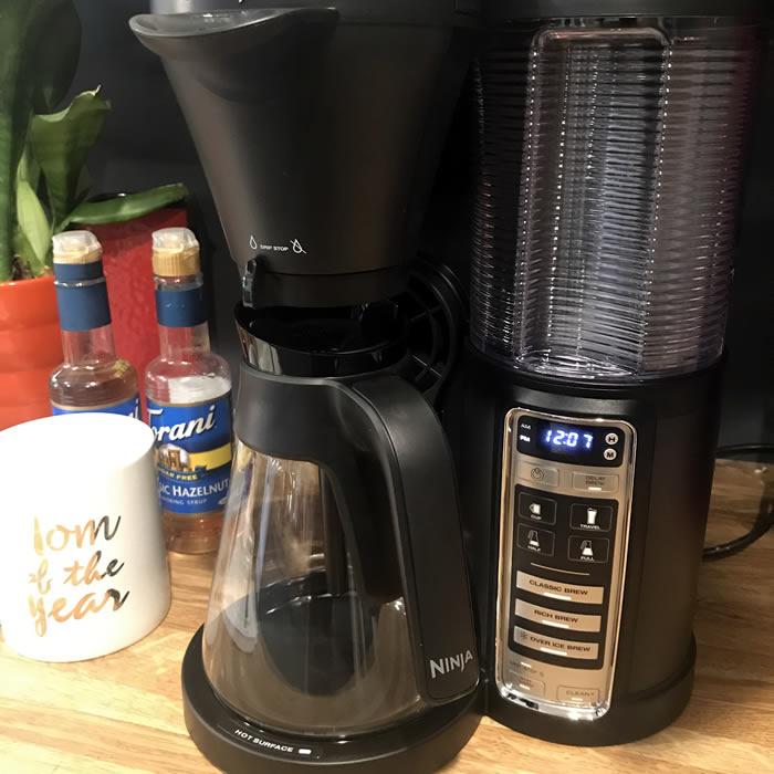 Pretty Coffee Maker
