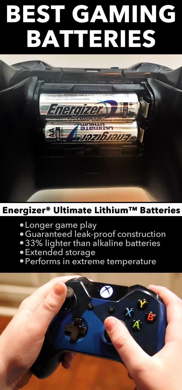 Best Gaming Batteries