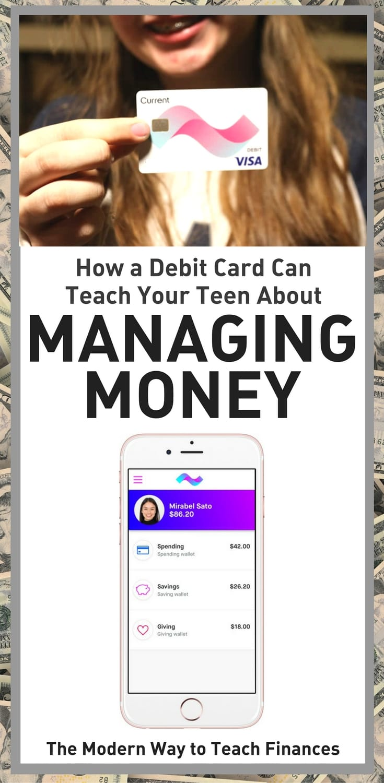 Teach Money Management to Teens