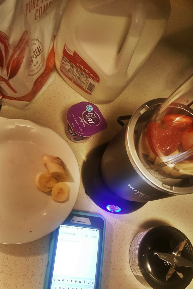 nutribalance smoothie