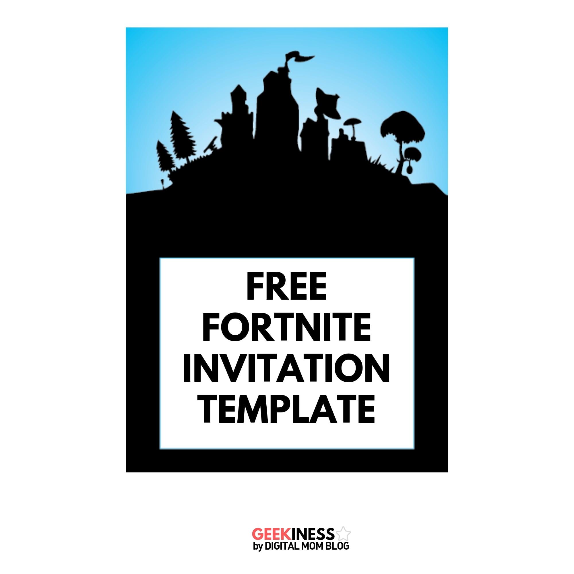 free fortnite invite