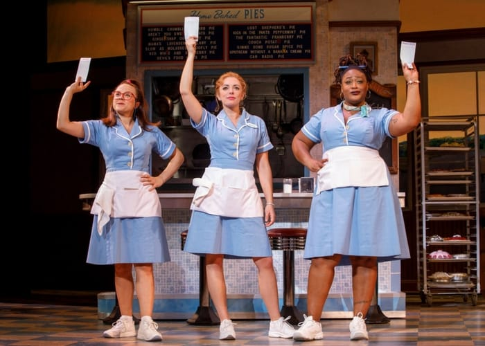 Waitress Musical comes to Dallas, TX