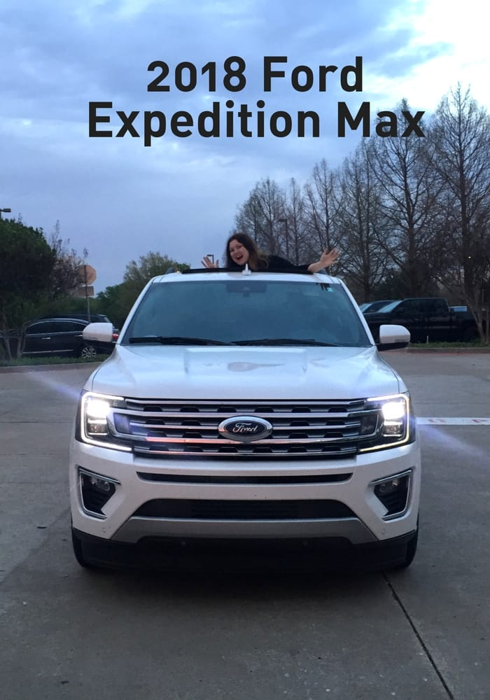 2018 ford expedition family SUV