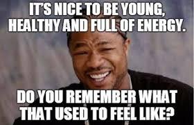 no energy birthday