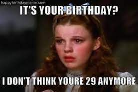 dorothy birthday meme