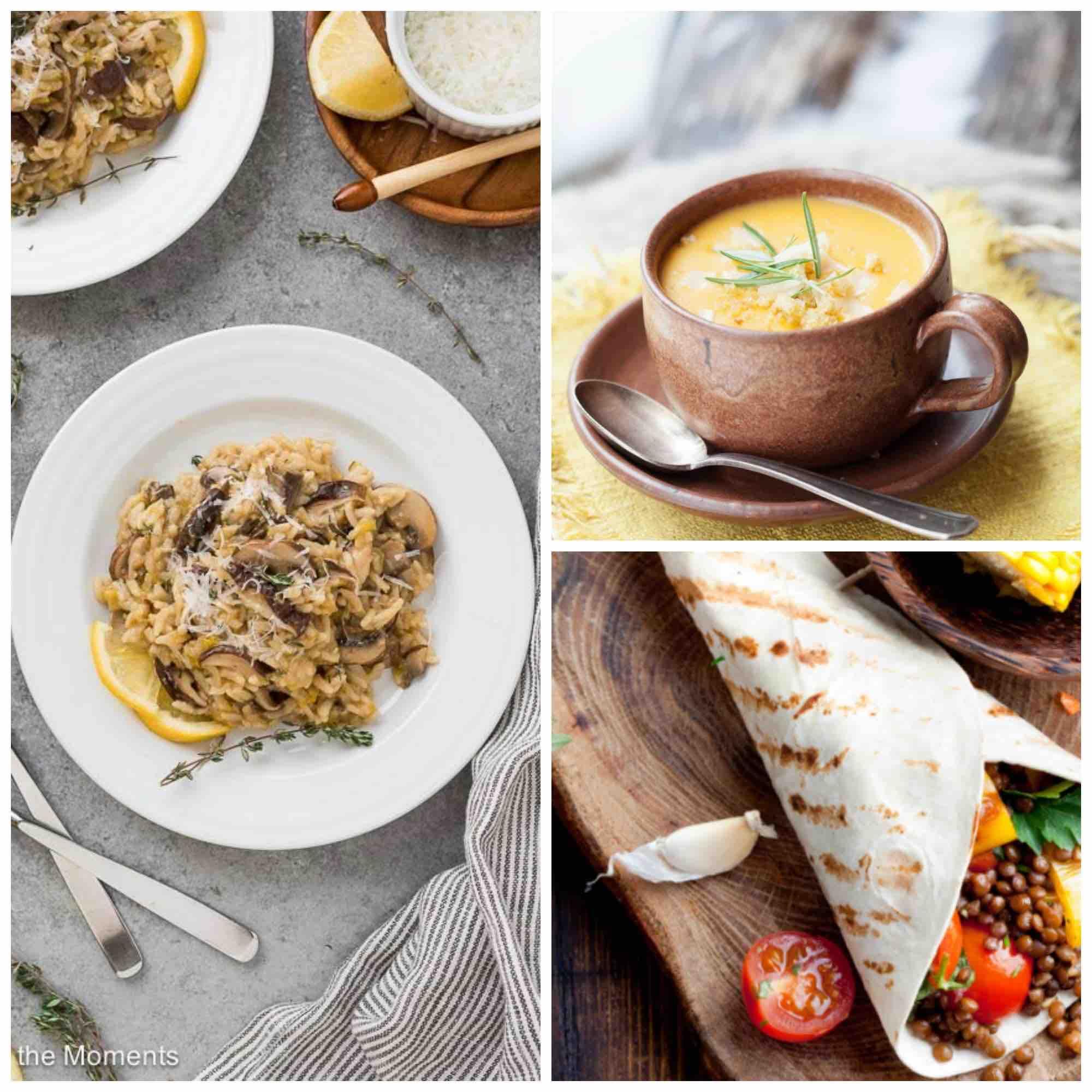Meatless Instant Pot Recipes