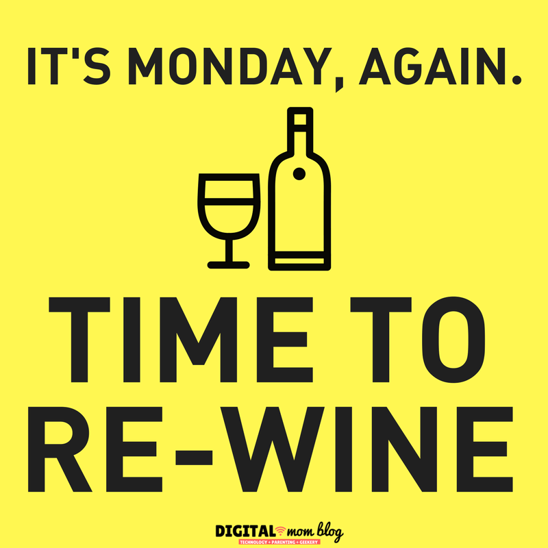 Monday wine meme - time to re-wine