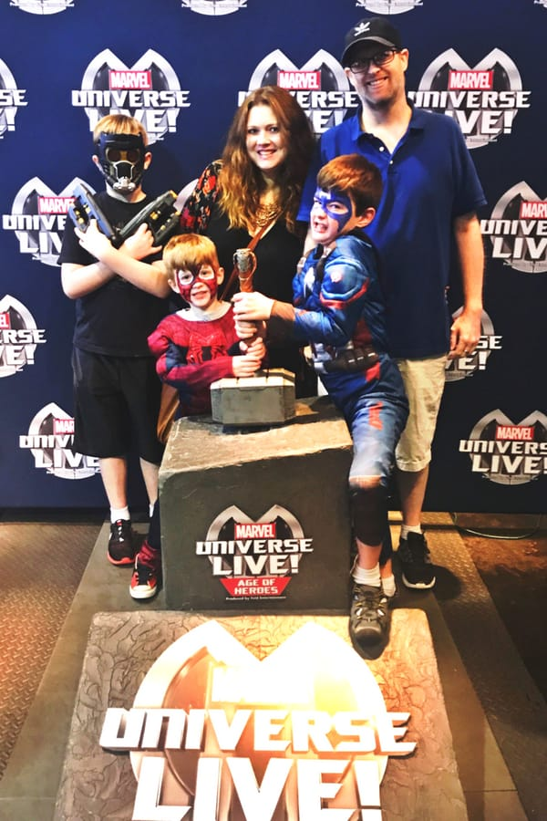 Marvel Universe Live Ages of Heroes Review