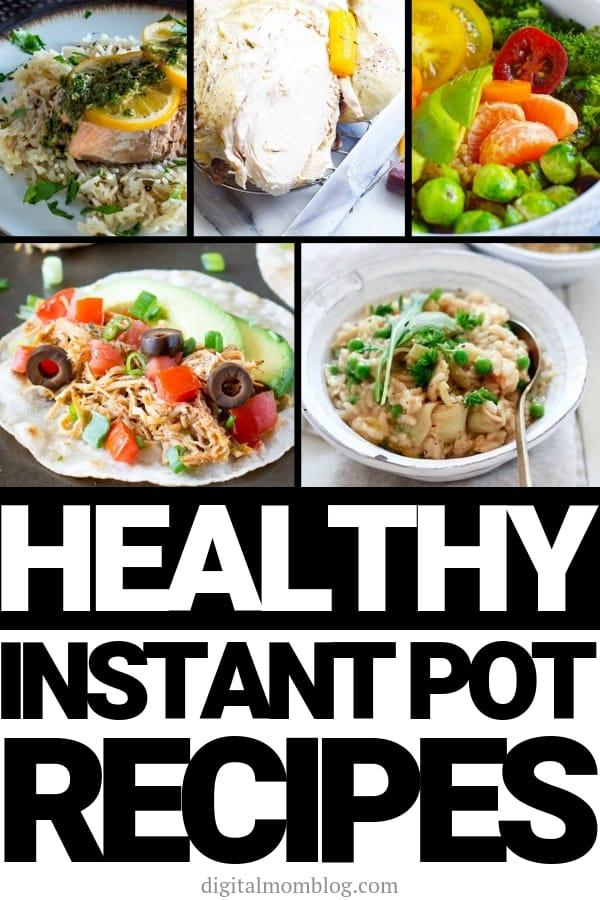 salmon risoto pasta instant pot recipes healthy