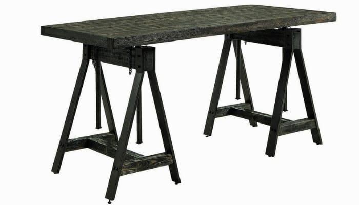 standing desk adjustable