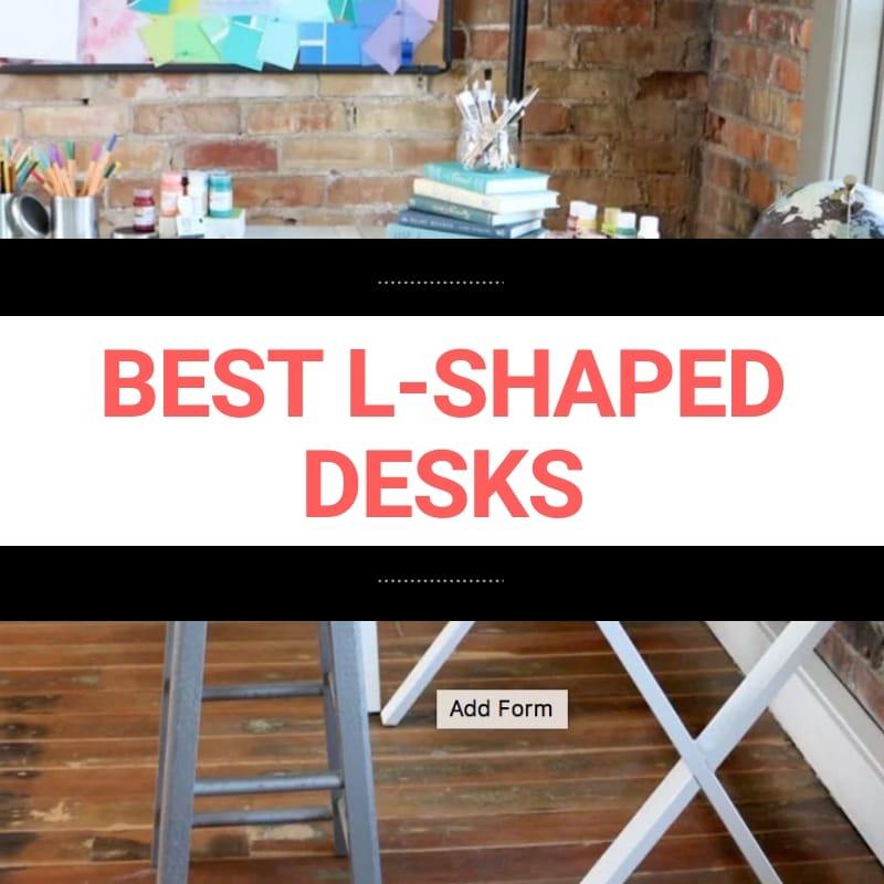 l-shaped home office desks