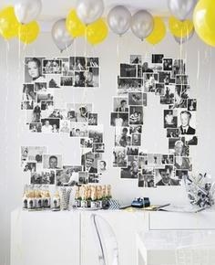 Birthday Age with Photos