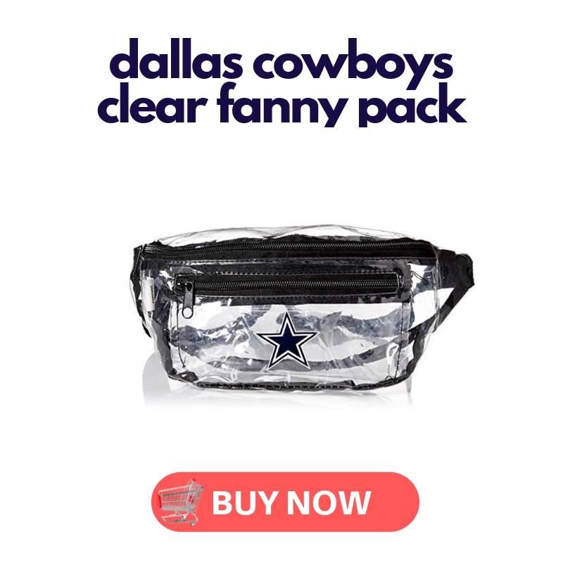 dallas cowboys fanny pack