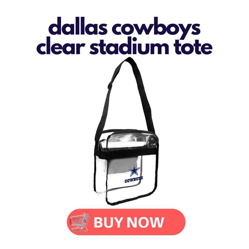 dallas cowboys stadium tote