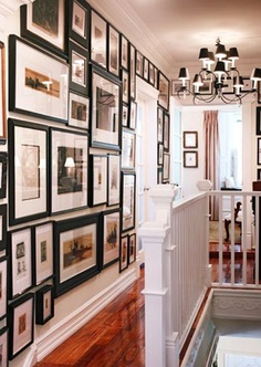 Hallway Photo Gallery