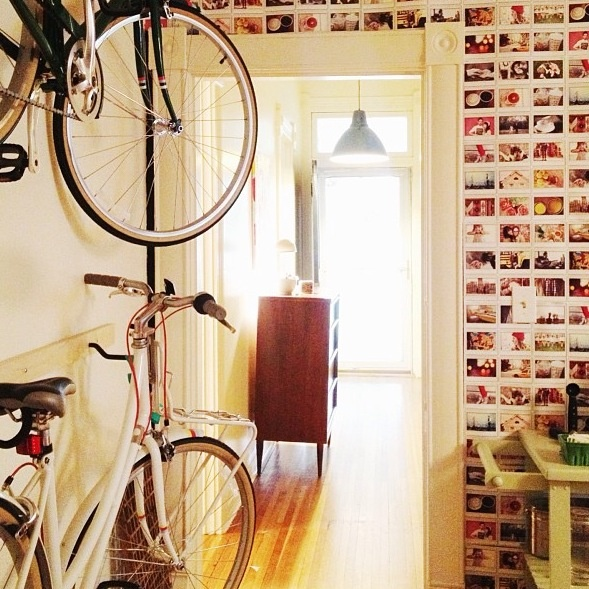 Instagram Picture Wall