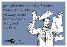 Pinterest Memes Got Me…