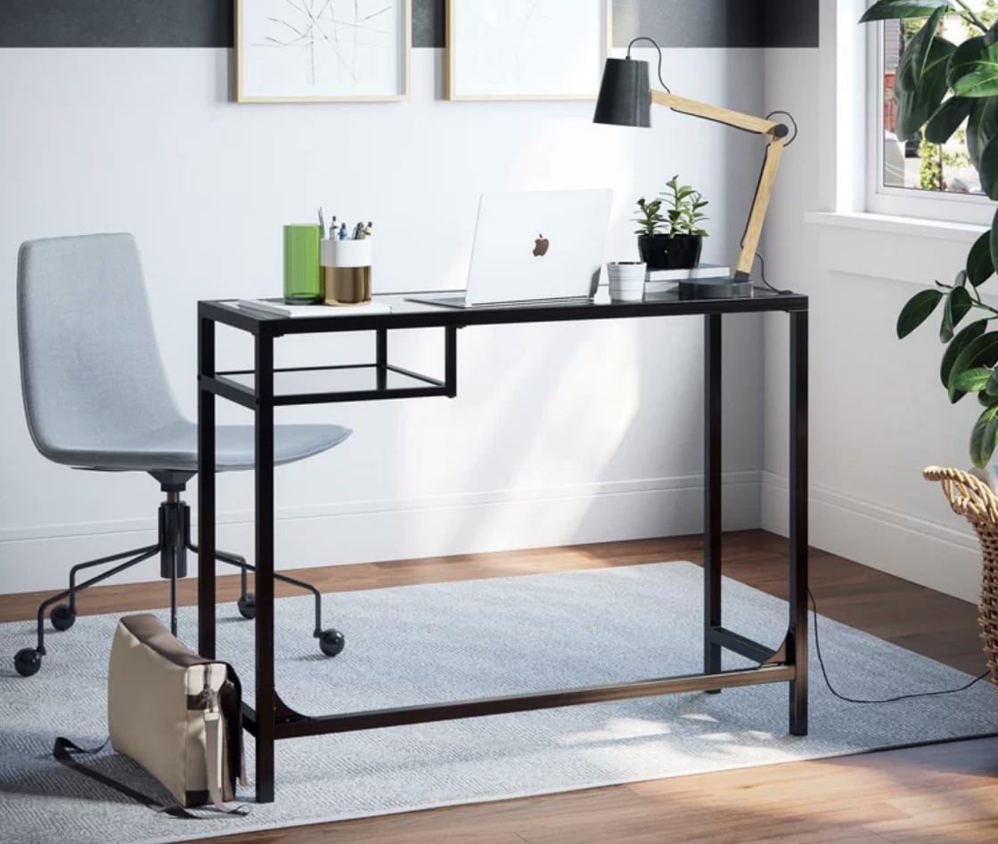 small space desk table