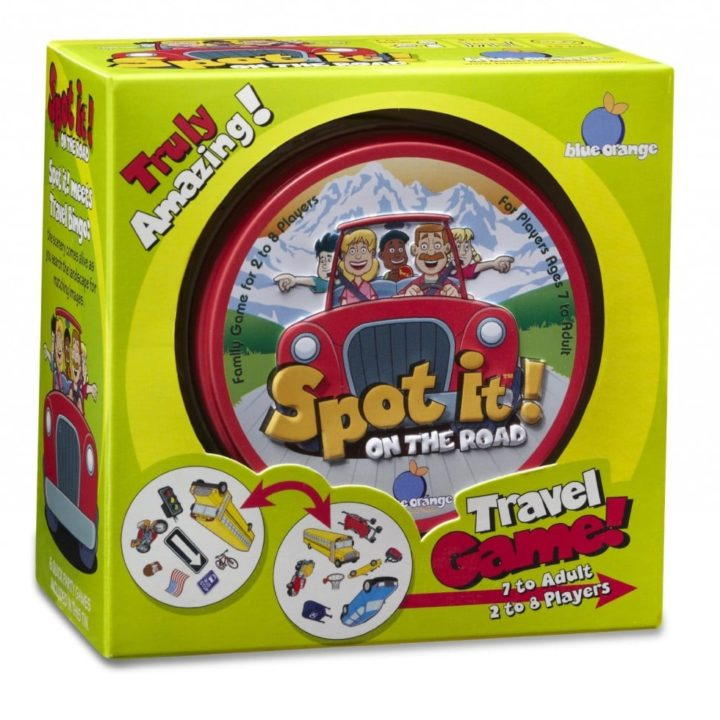 Spot It Road Trip Game