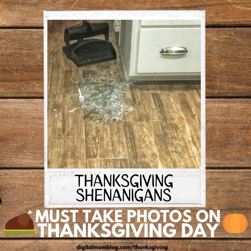 thanksgiving shenanigans photos