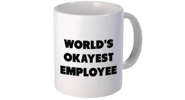 worlds-okayest-employee-coffee-mug