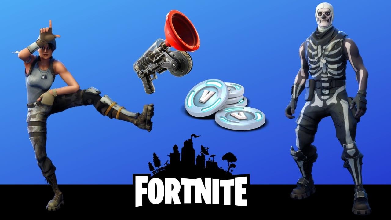 fortnite players