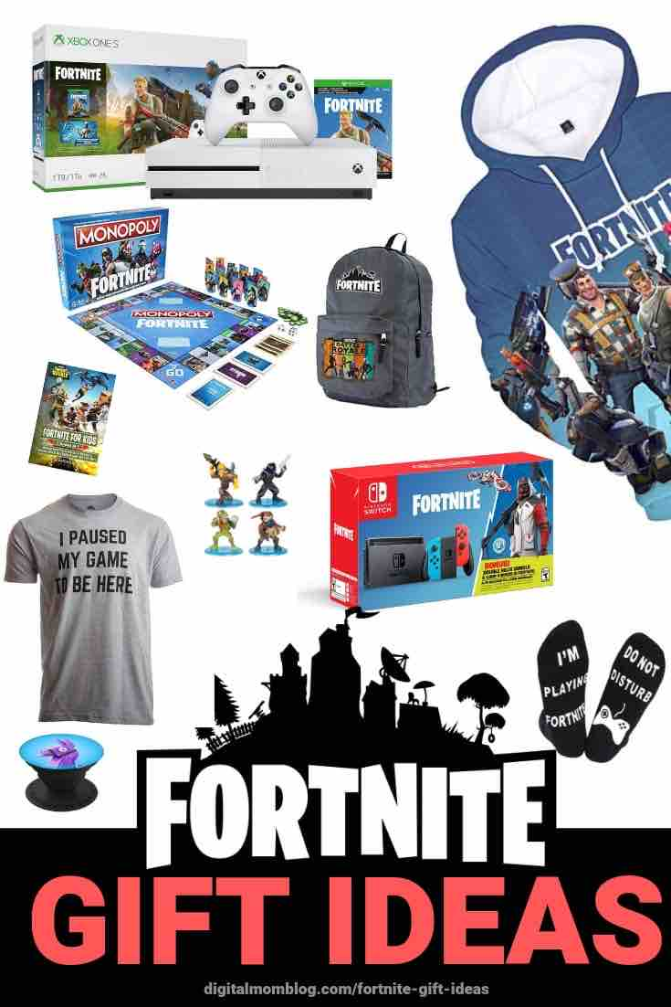 fortnite gift ideas for christmas