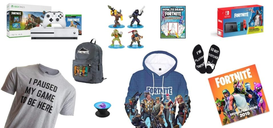 Fortnite Gift Ideas for Your Gamer – What To Buy