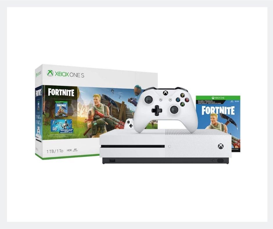 fortnite xbox bundle