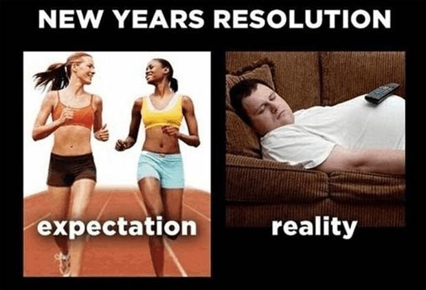 New Year's Resolution Realities