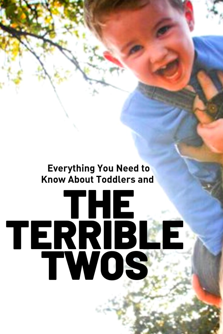 Everything you need to know about the terrible twos and toddlers