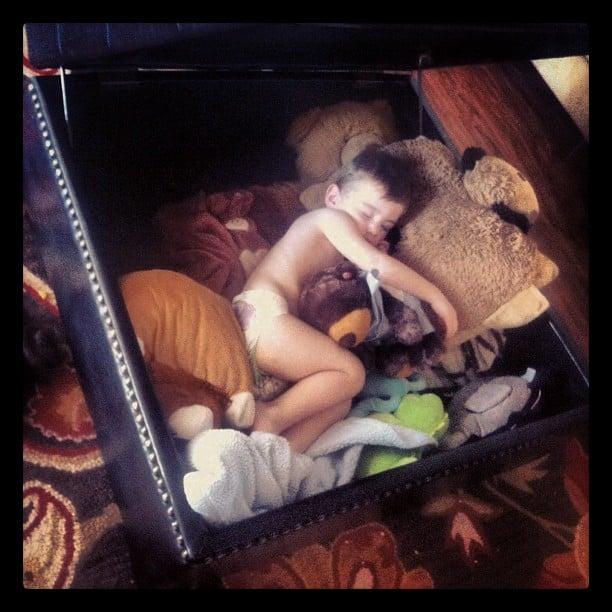 toddler sleeping problems