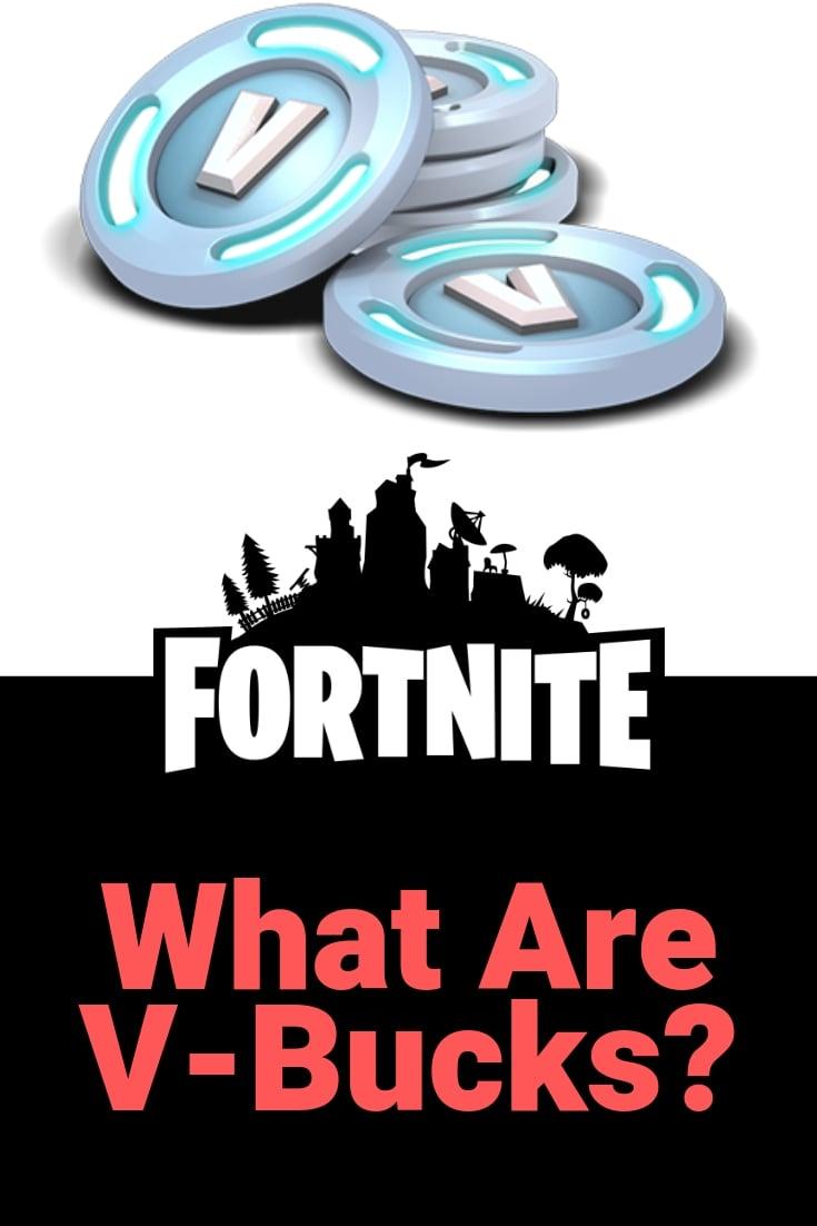 what are fortnite vbucks